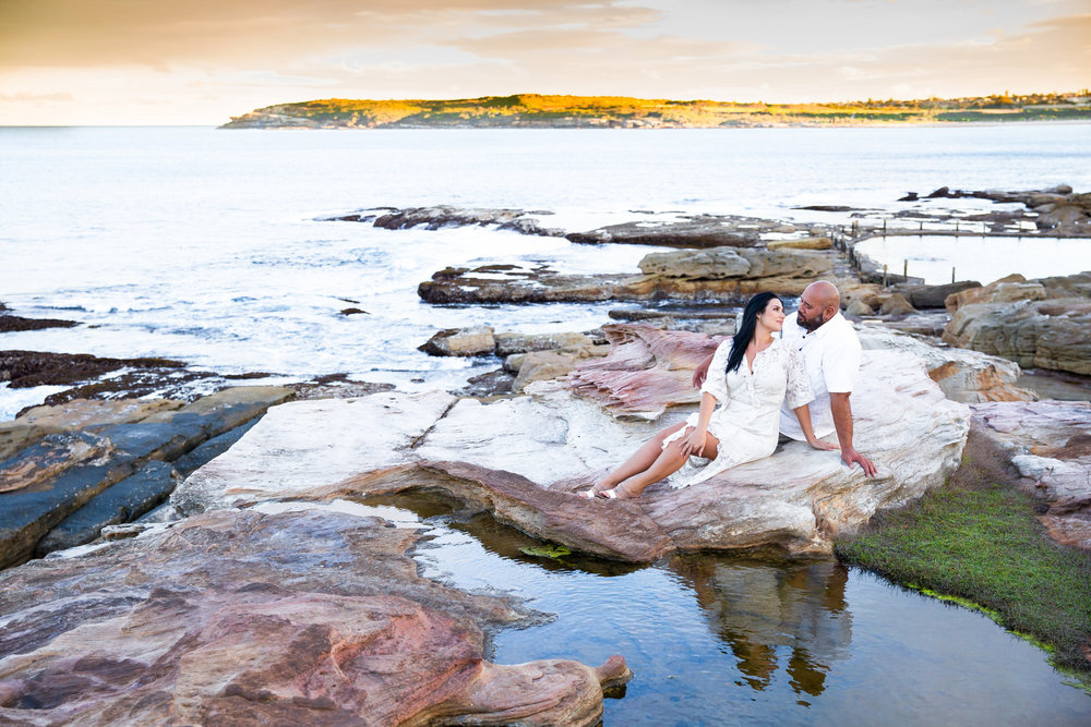 Pre-Wedding Photoshoot - Sydney Wedding Photographer - Jennifer Lam Photography