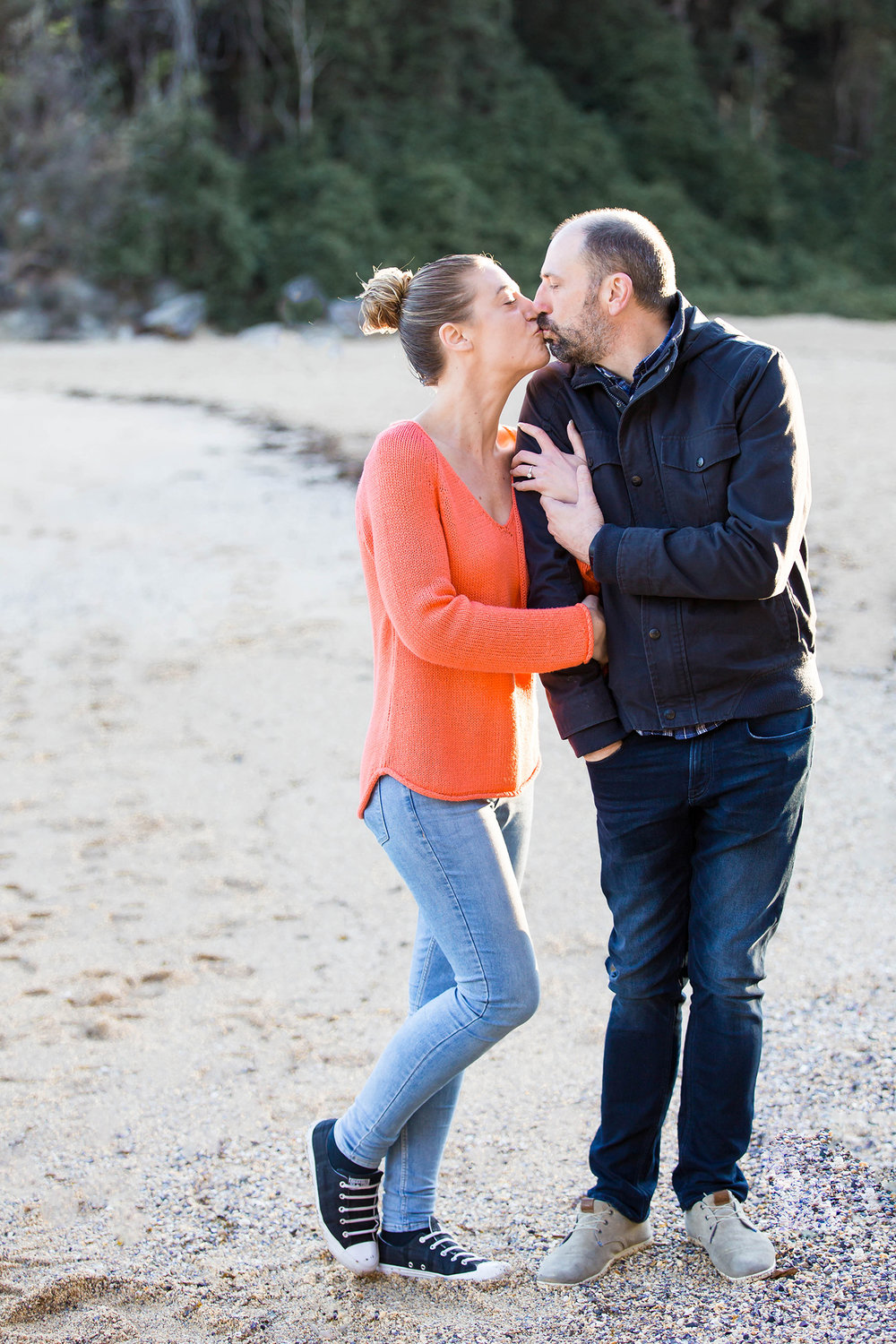Sydney Pre-Wedding Photo Session - Shelly Beach Manly - Jennifer Lam Photography (10).jpg