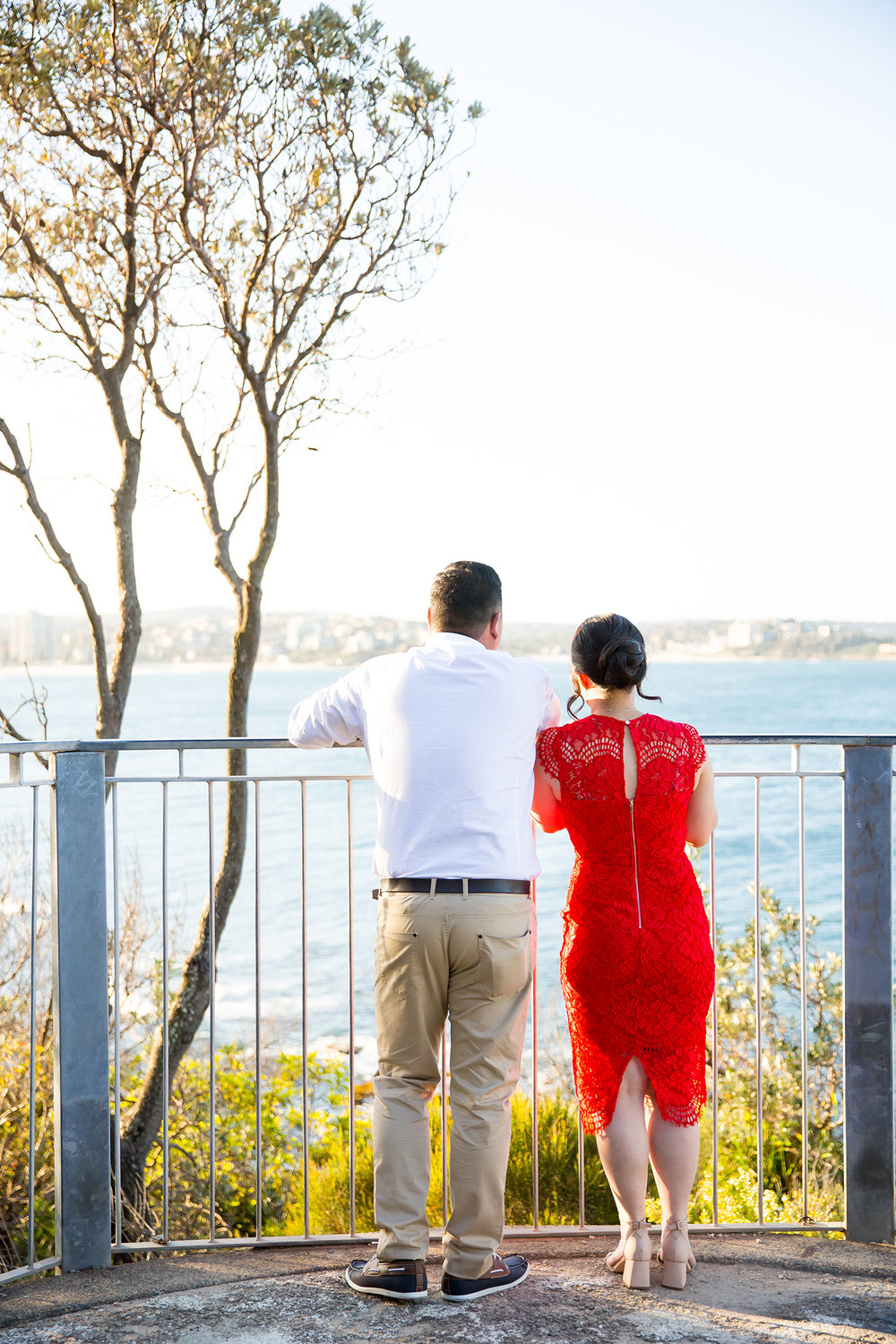 Shelly Beach Manly Pre-Wedding Engagement Session - jennifer Lam Photography (3).jpg