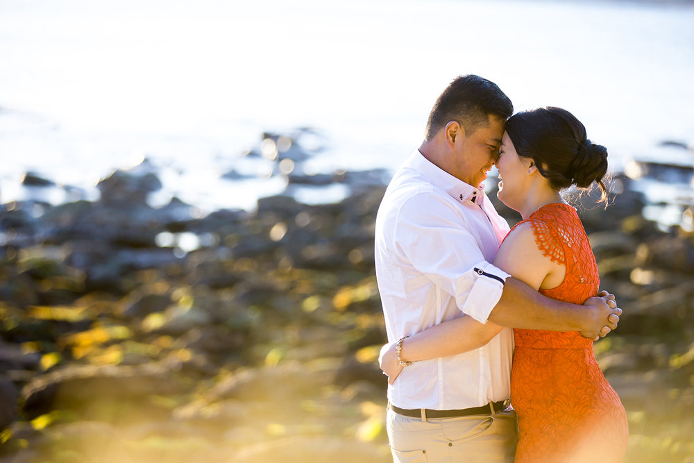Shelly Beach Manly Pre-Wedding Engagement Session - jennifer Lam Photography (18).jpg