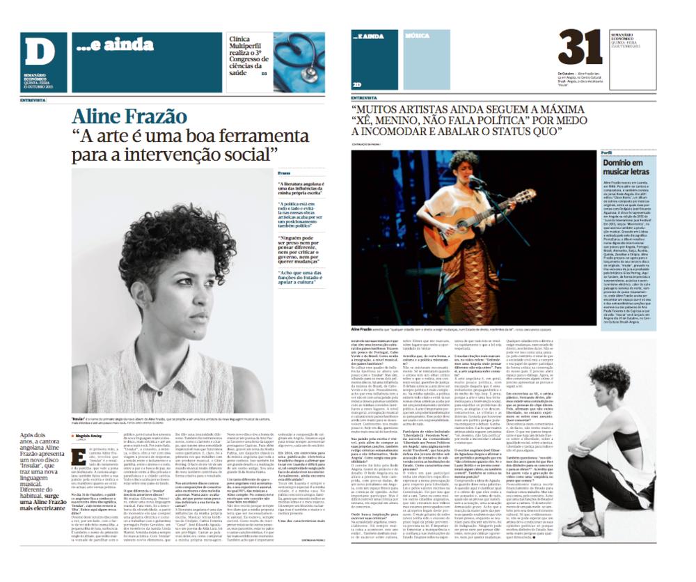 Entrevista: Magdala Azulay | Fotos: Dinis Santos