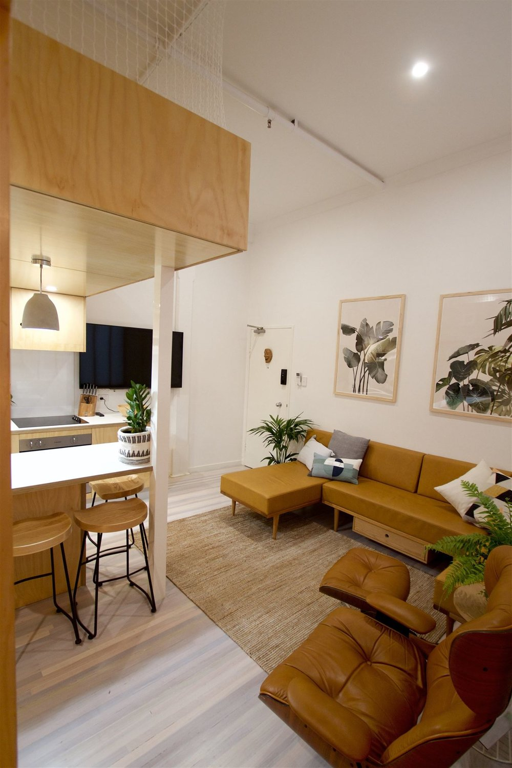 Tiny apartment renovation the tiny house company for 40m apartment design