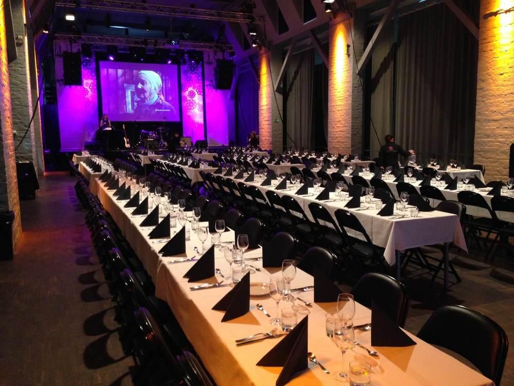 Korjaamo Kulmasali | Soupster Catering