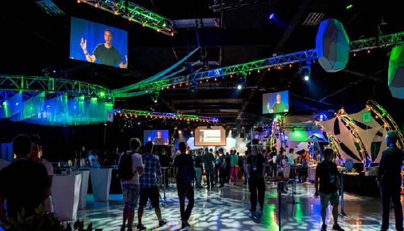Tapahtumakeskus Telakka seminaari-, juhla ja kokoustilat