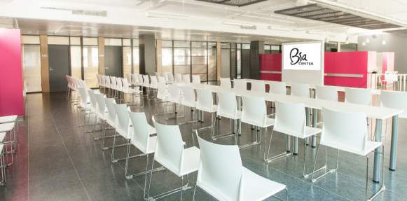 Bia Center seminaari- ja kokoustilat