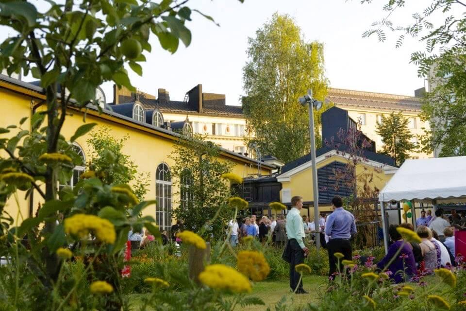 Korjaamo Garden