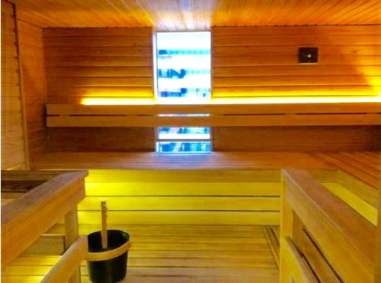 Dylan Milk sauna for rent