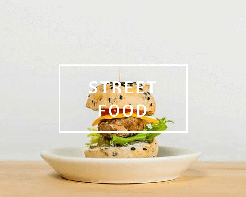 Street Food menu | Soupster Catering
