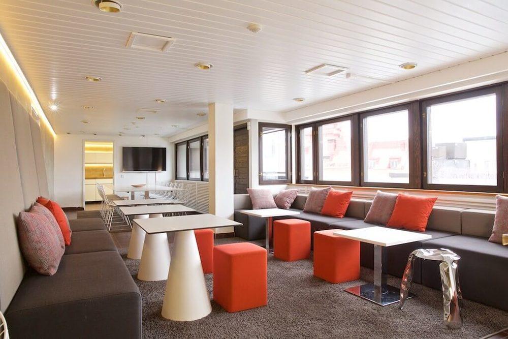Sauna2 Siltasaari Lounge