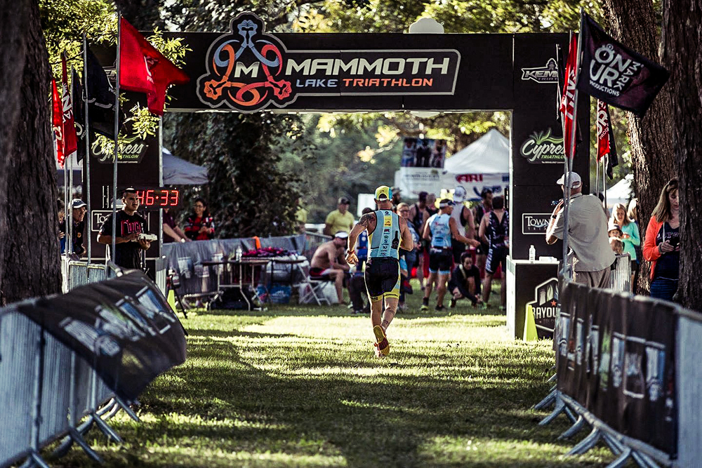 Mammoth Lake Results(2015) -