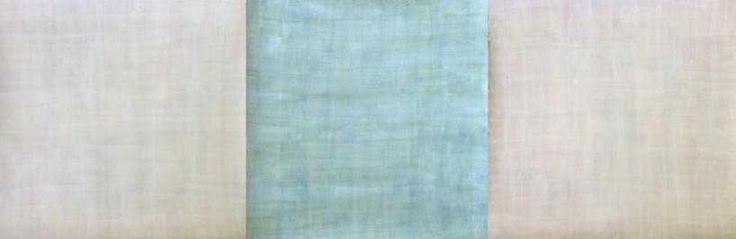 Linen I + Diaphanous Sea + Linen II