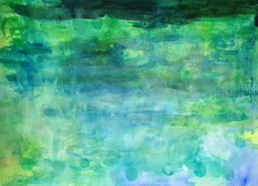 Ode to Monet - SOLD