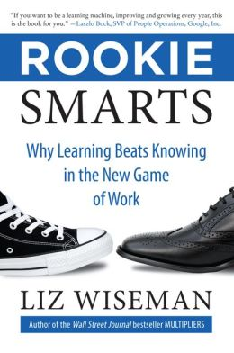 Rookie Smarts Book