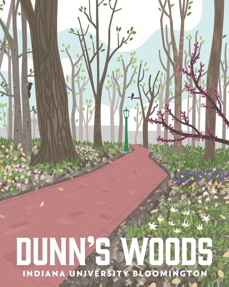 Indiana-University-dunns-woods-poster.jpg