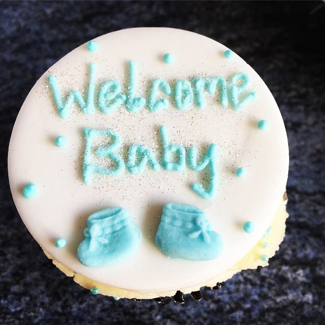 Sweet things #cupcakes #newbaby #cute