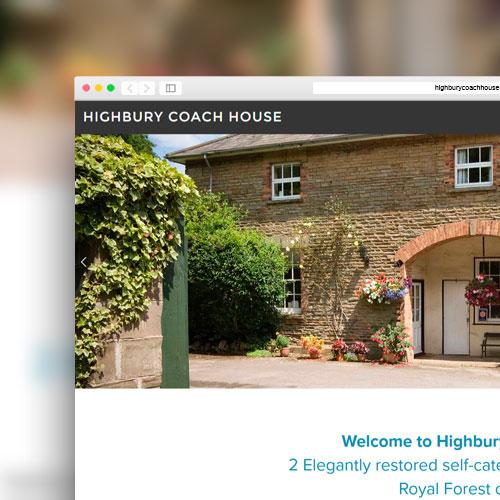 Highbury Coach House