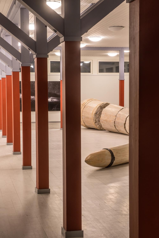 Taidenäyttely.  © Mikko Keski-Vähälä