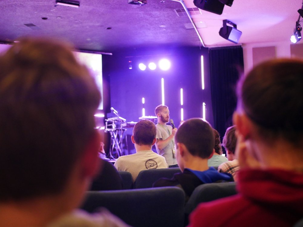 FVYouth - Connecting Students to Christ & the Church