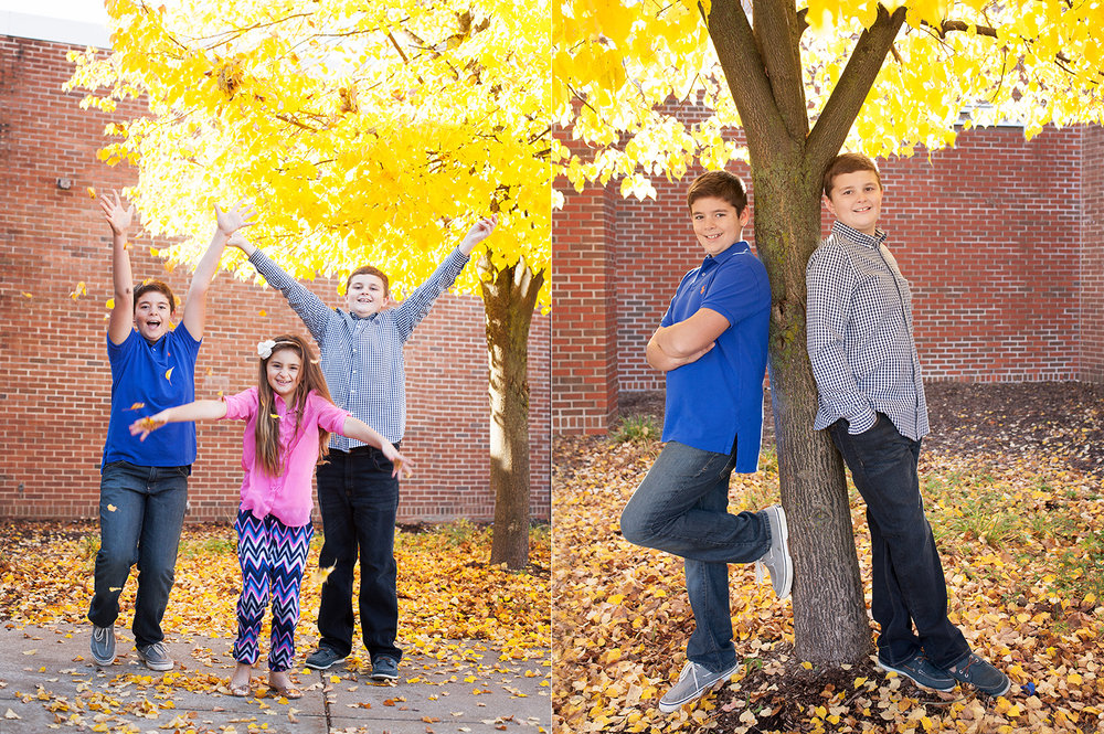 East Grand Rapids family photography