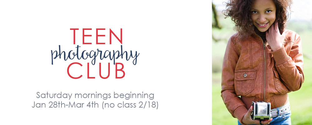 Photo classes for teenagers in grand rapids michigan