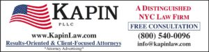 New York employment law attorney ad
