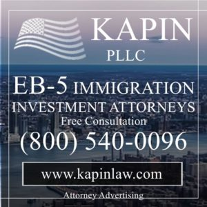 KAPIN PLLC EB-5 immigration attorneys