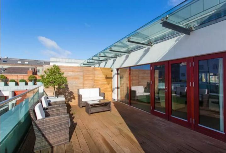 Airbnb Penthouse Dublin