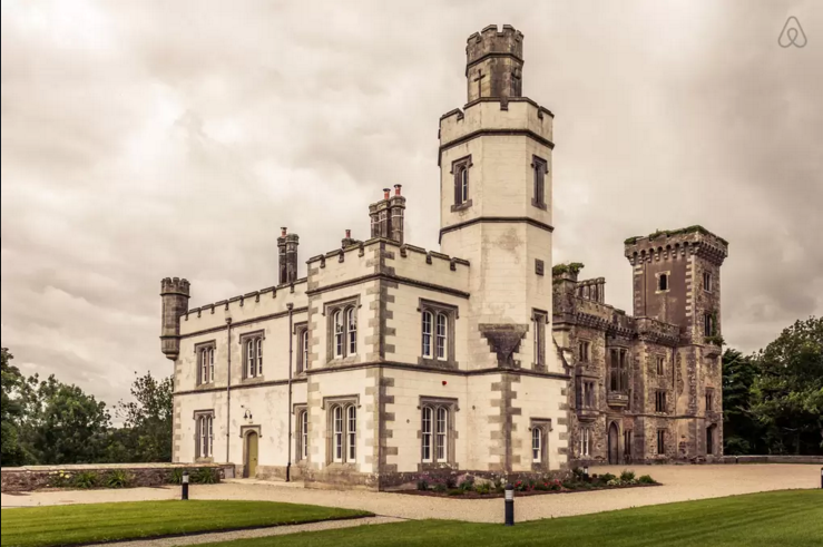Airbnb Castle Mayo