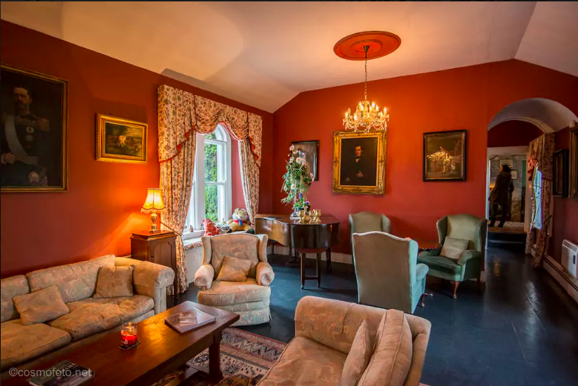 Galway Airbnb Castle