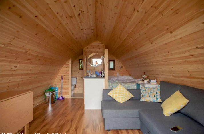 The Hideaway Airbnb