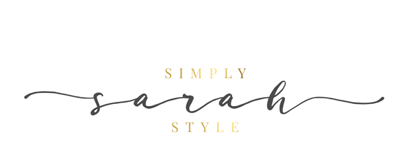 Simply Sarah Style, January 2012
