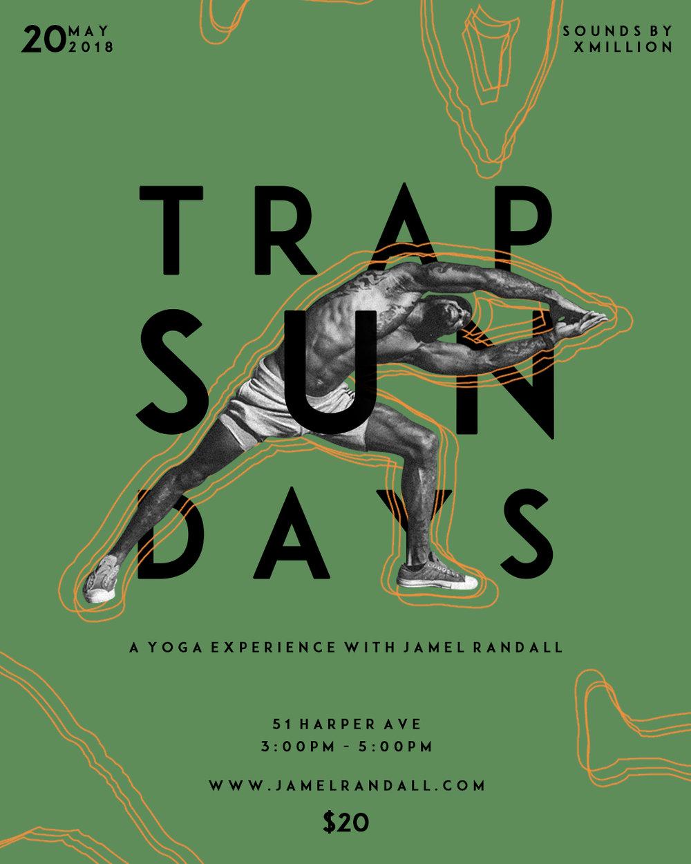 Trap Sundays Detroit - Jamel Randall