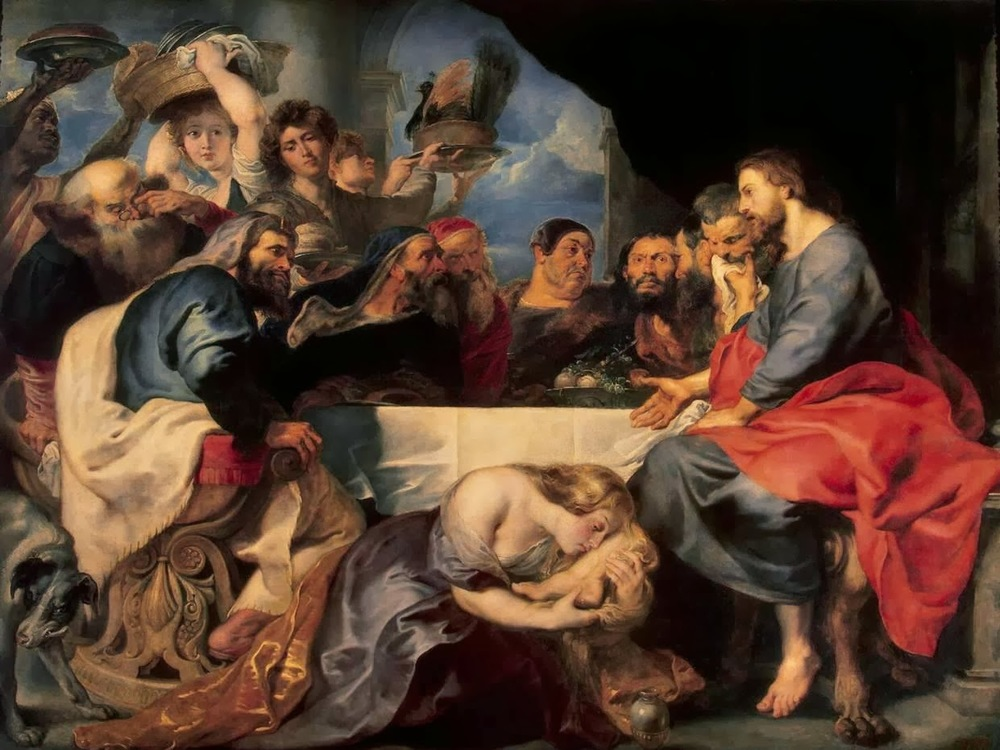Peter Paul Rubens, Feast in the House of Simon the Pharisee