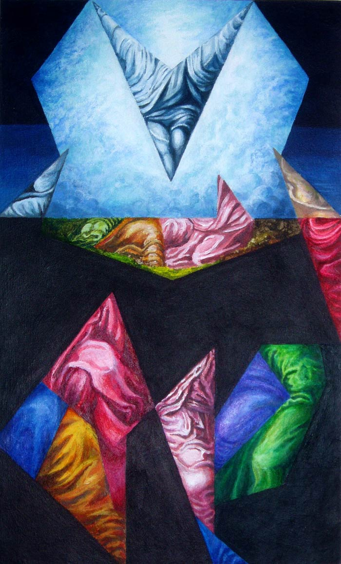 The Transfiguration, Tony Ashton