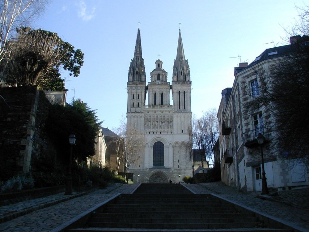 Cathedral d'Angers
