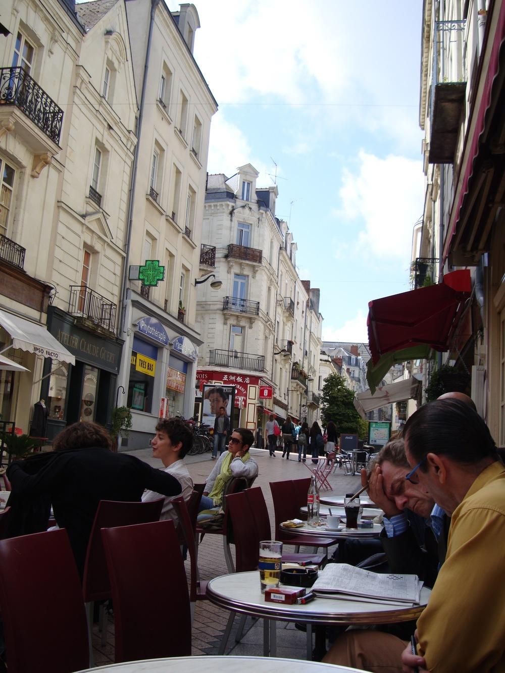 Bar Du Centre, Angers