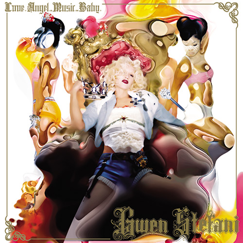 Gwen Stefani - Love Angel,  Music, Baby