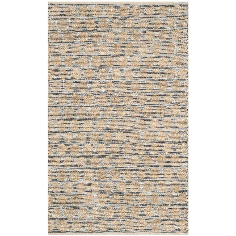 Safavieh Rugs, Cape Cod: Black/Natural Rug