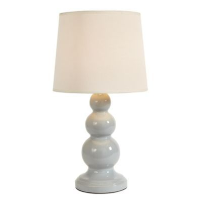 Ballard: Lauren Table Lamps, French Blue