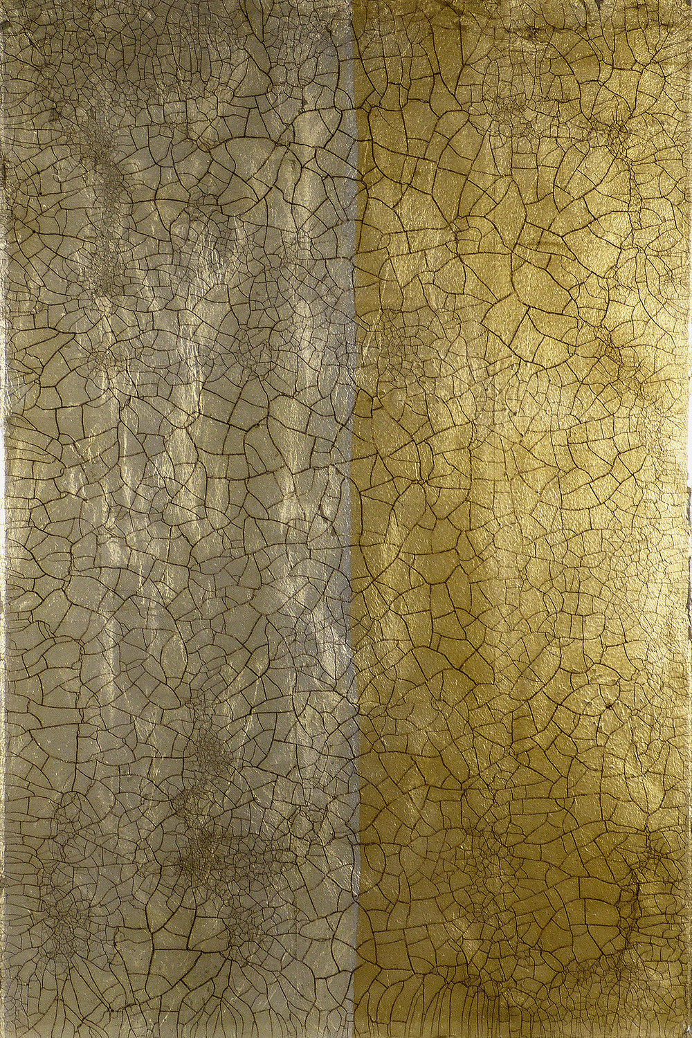 OTAVA 2 | 78x53cm gilded silver leaf and mixed media on board with high gloss epoxy resin | £1,900.00
