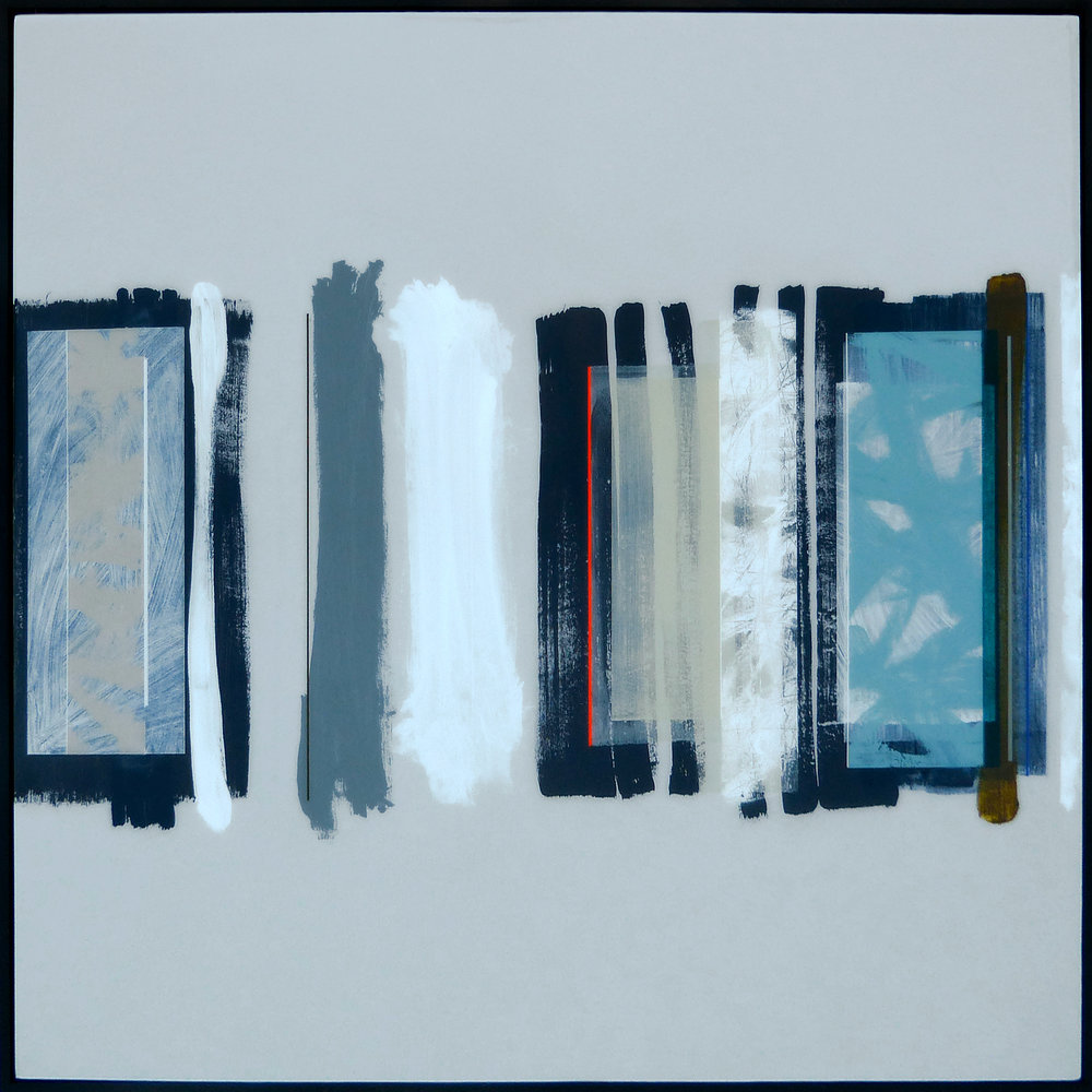 HEDLEY | 100x100cm | acrylic on board with high gloss epoxy resin | £3,600.00 |