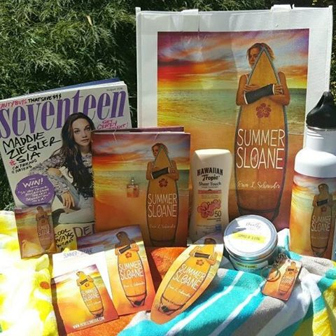 Purchase #SummerOfSloane anytime during the month of August & enter to win the ultimate beach bag!!! ▪▪▪ One winner will be selected for the beach bag prize. All entrants will receive a #SummerOfSloane swag pack for their purchase, which includes: a signed bookmark, sticker, and personalized book plate! ▪▪▪ Giveaway is International▪Valid proof of purchase is required ▪Applies to both hard cover and eBook copies of Summer of Sloane ▪Details on my website (link on my profile page) or here: http://www.erinlschneider.com/blog/2016/7/31/summer-of-sloane-beach-bag-giveaway ▪▪▪ #bookstagram #instabook #debutauthor #yacontemporary #yareads #yabooks #yalit #ya #ireadya #yareadsofsummer #SummerYA #summer #summerreads #beachreads #Hawaii #Hawaiian #HawaiianGirl #Honolulu #TheSweet16s #Class2k16books #disneyhyperion #hyperionteens @disneybooks #disneypublishing #bookdebut