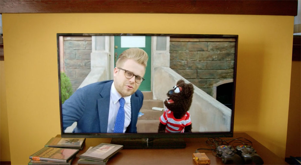 ADAM RUINS EVERYTHING:  Josh Ruben