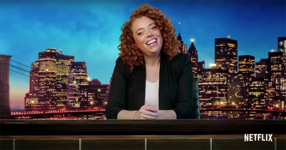 THE BREAK WITH MICHELLE WOLF:  Daniel Powell
