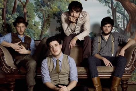 Ted Duane – Mumford and Sons