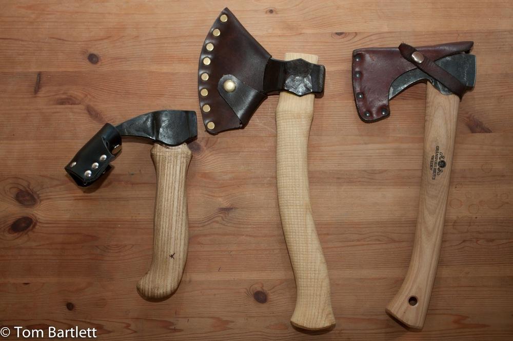 Tool-roll — Sylva Spoon