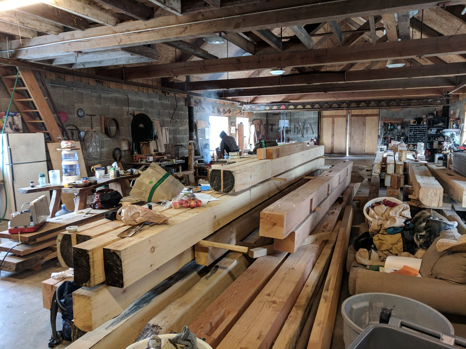 Mike Yaker 's Workshop