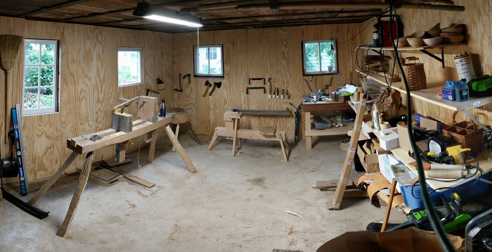 Tidy workshop