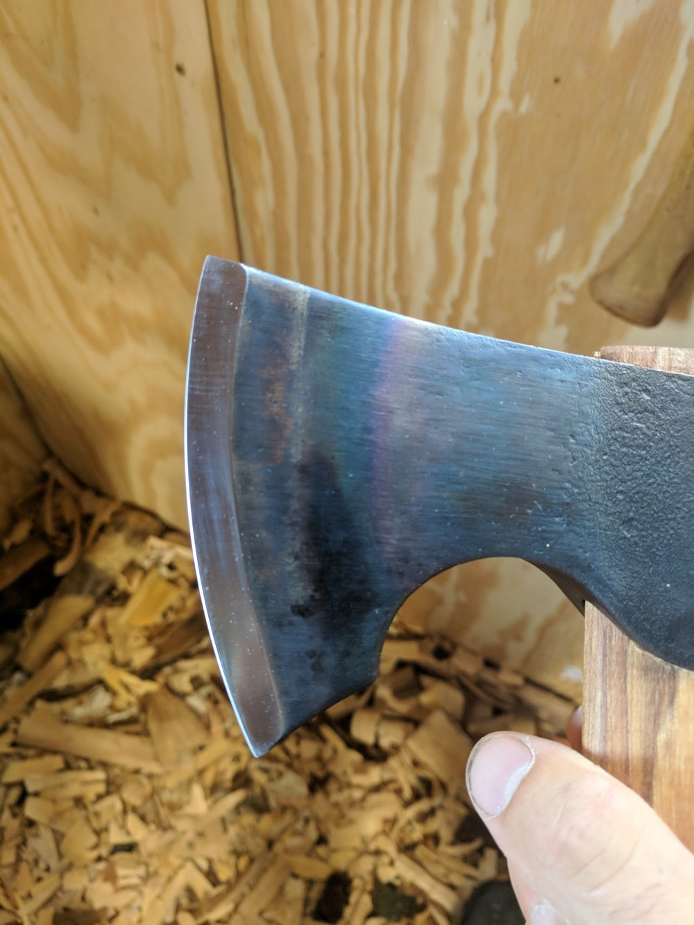 Camp Carve Axe