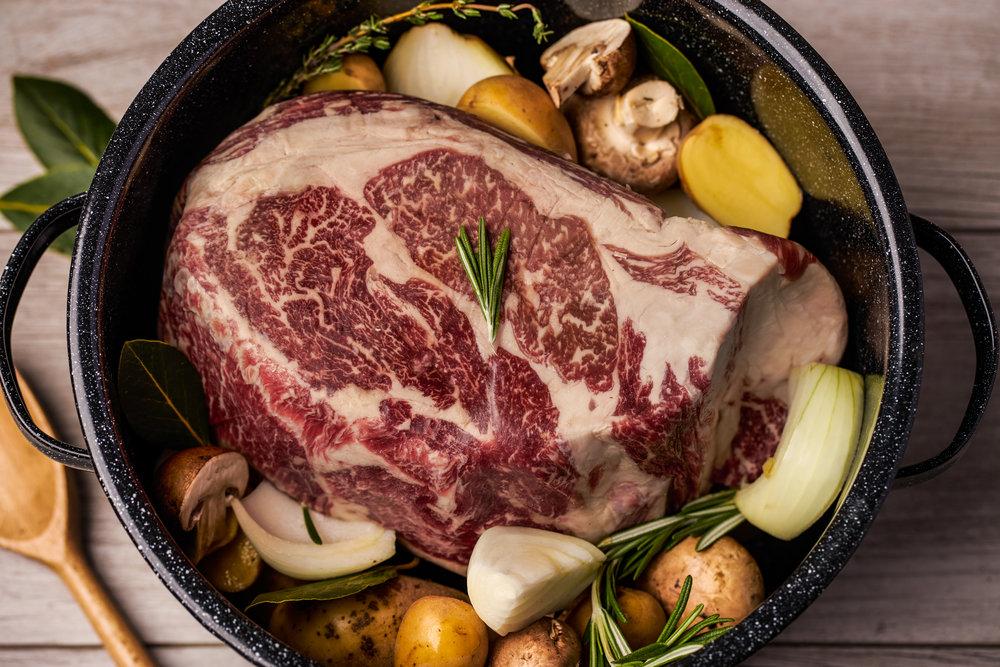Natural Beef Chuck Roast